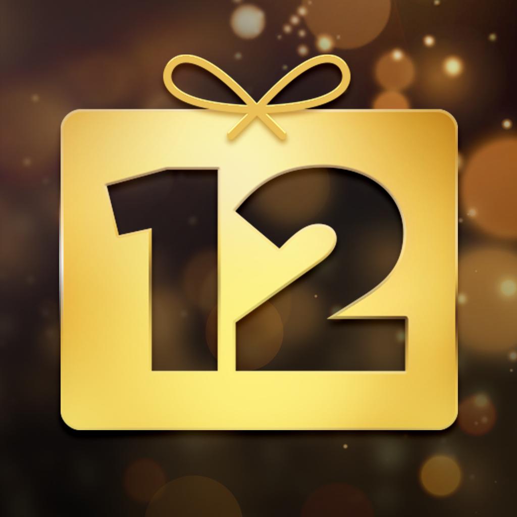 12 giorni di regali (AppStore Link)
